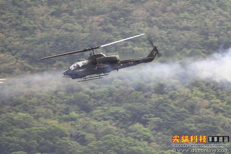 33mbyte 摄影者/出处:尖端科技 图片说明: ah-1w超级眼镜蛇攻击直升机